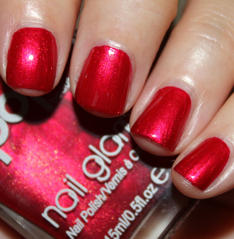 Pop Nail Glam Radiant Ruby