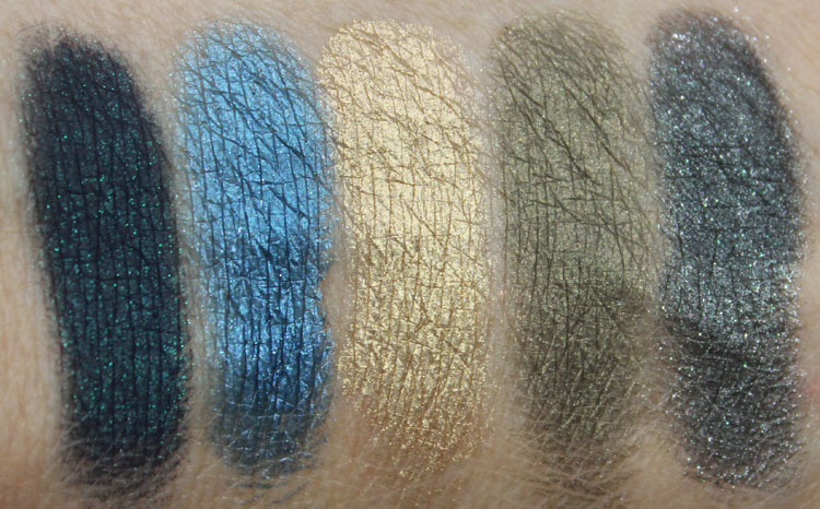 Urban Decay Vice 2 Swatches-2