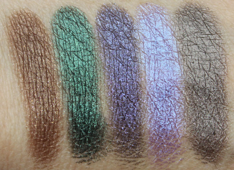 Urban Decay Vice 2 Swatches-3