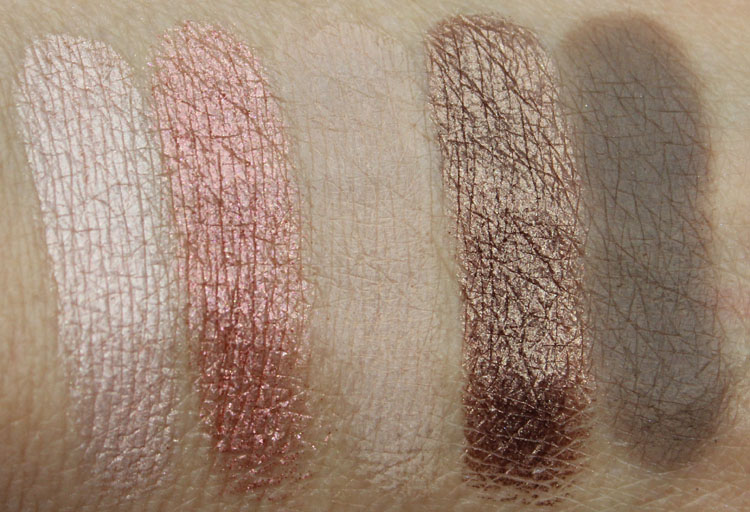 Urban Decay Vice 2 Swatches-4
