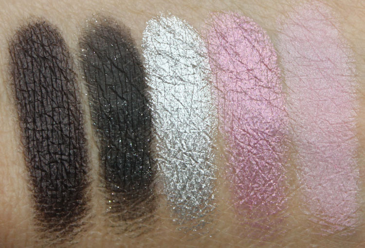 Urban Decay Vice 2 Swatches