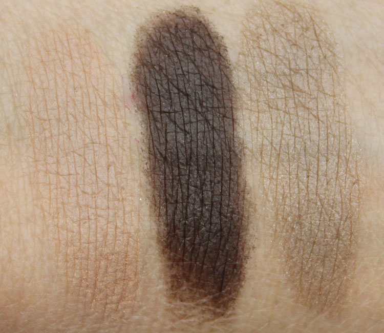 Wet n Wild Color Icon Trio Enlisting For Beauty Swatches