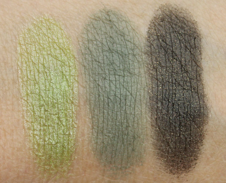 Wet n Wild Color Icon Trio Soldiers in Charms Swatches