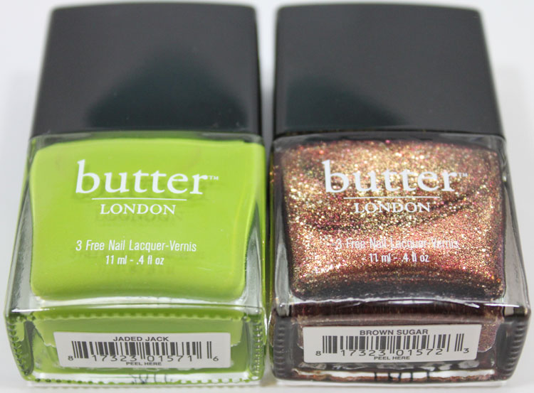 butter LONDON Jaded Jack and Brown Sugar-2
