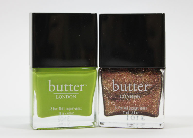butter LONDON Jaded Jack and Brown Sugar