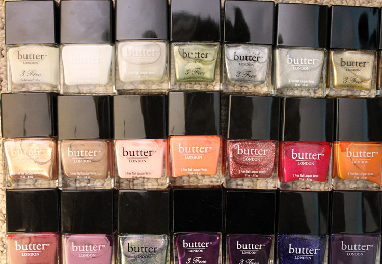 butter LONDON Nail Lacquer Collection-3