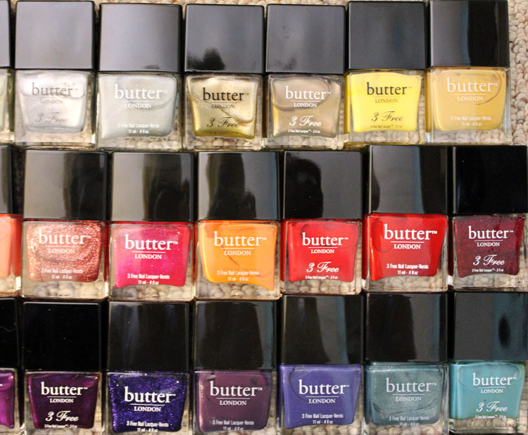 butter LONDON Nail Lacquer Collection-4