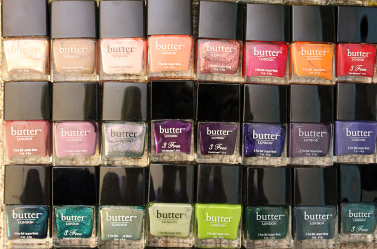 butter LONDON Nail Lacquer Collection-5
