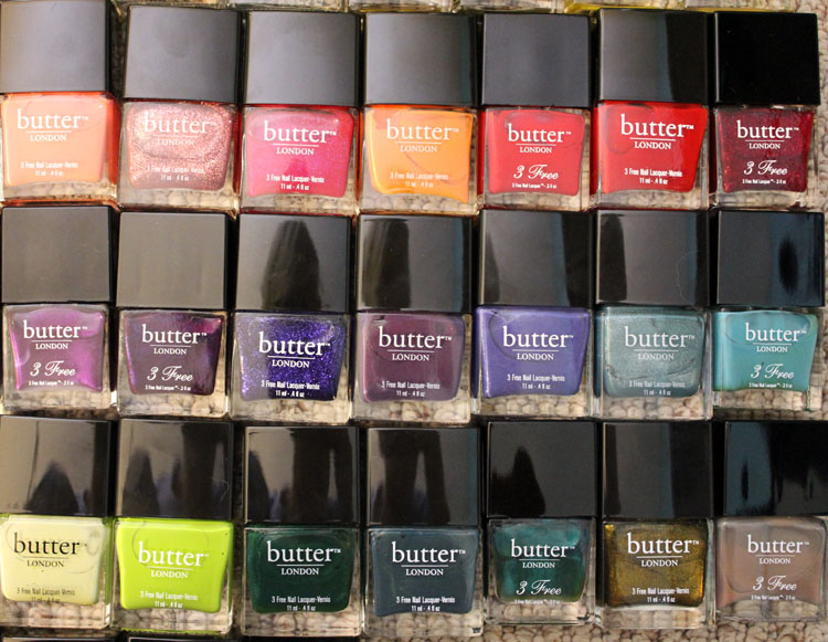 butter LONDON Nail Lacquer Collection-6