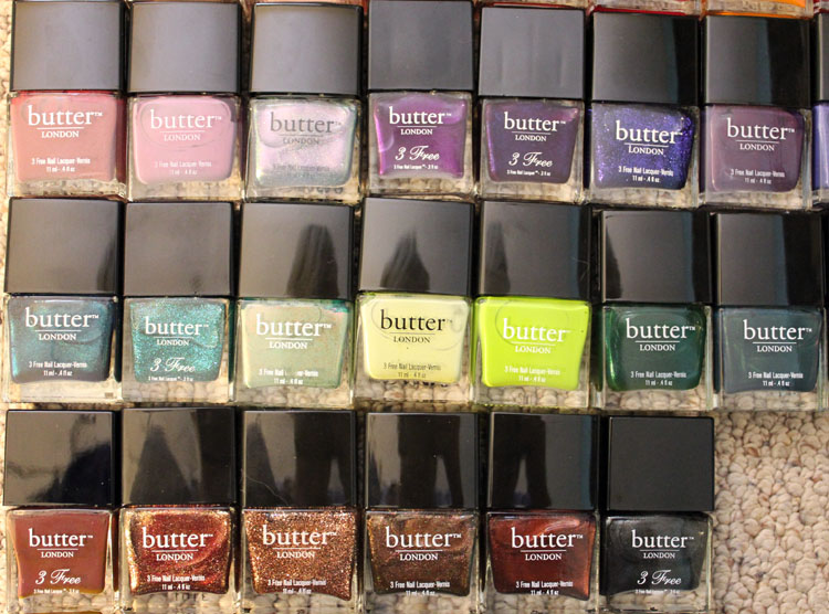 butter LONDON Nail Lacquer Collection-7