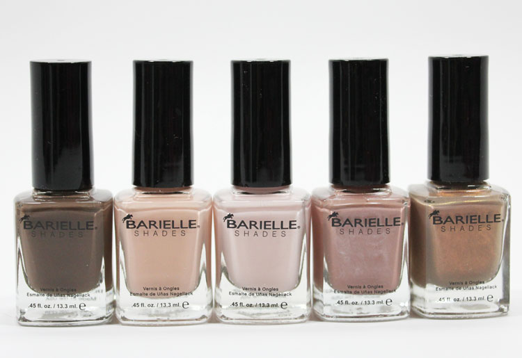 Barielle Nude and Naughty Collection