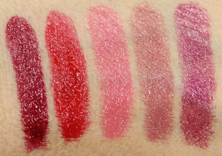 Buxom Serial Kisser Swatches