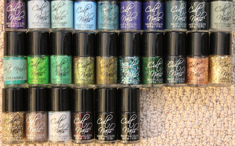 Cult Nails Nail Lacquer Collection-6