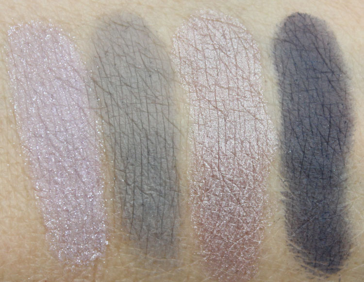 Flower Beauty Shadow Play Face The Grey Swatches