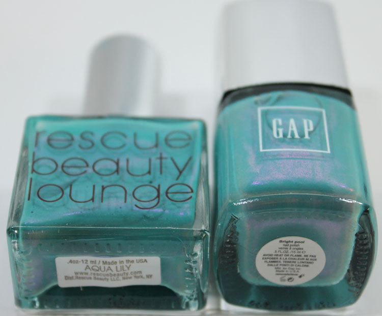Gap Bright Pool and Rescue Beauty Lounge Aqua Lily-2