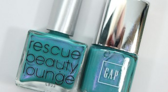 Gap Bright Pool and Rescue Beauty Lounge Aqua Lily