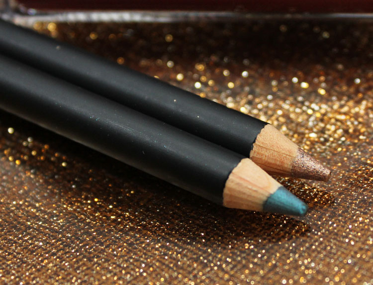 MAC Orpheus and Mystery Kohl Power Eye Pencil