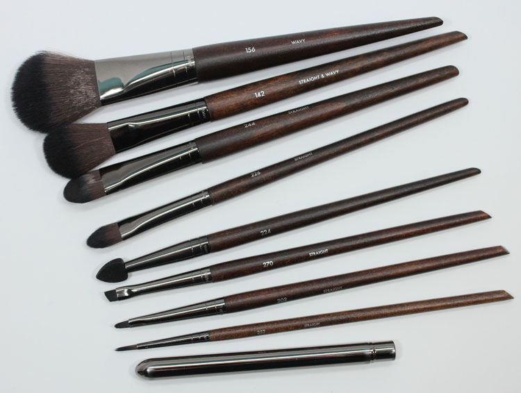 Makeup Forever New Brushes Review
