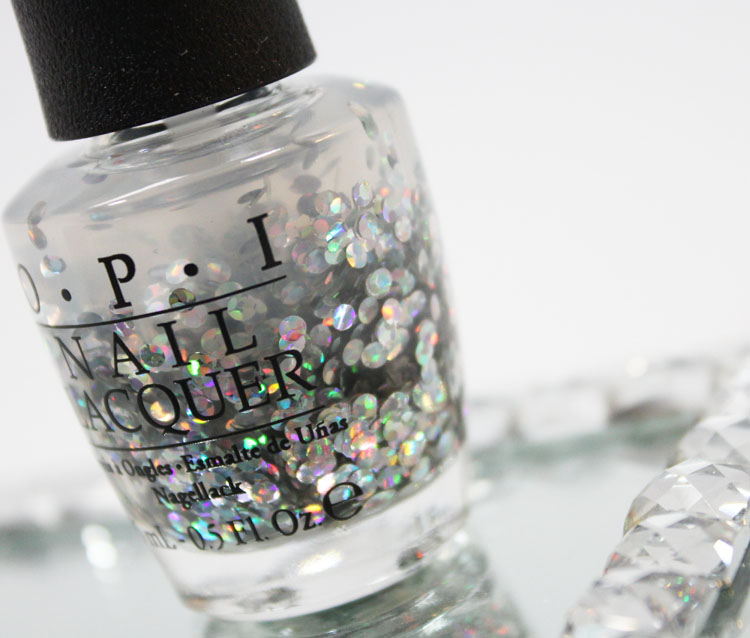 OPI I Snow You Love Me Bottle