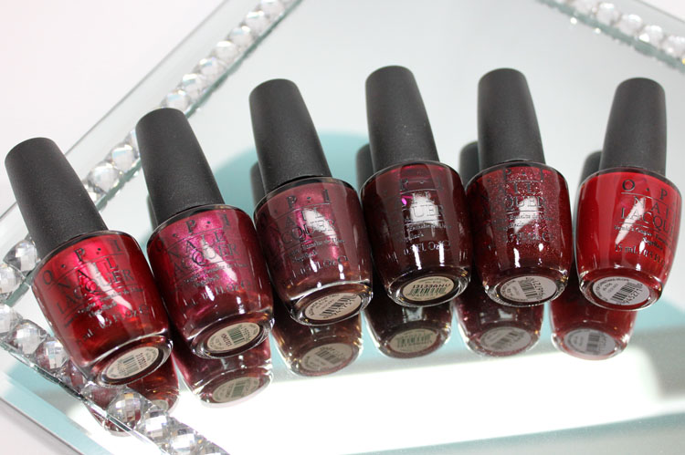 OPI Mariah Carey Holiday 2013-1