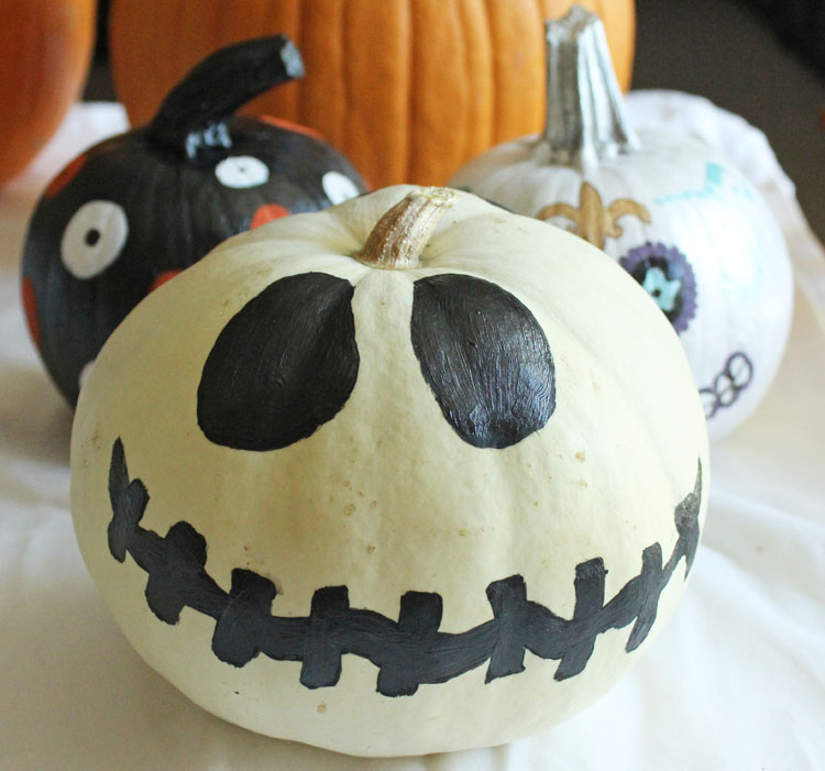 Painting Pumpkins-7