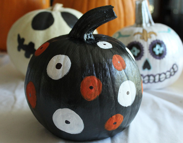 Painting Pumpkins-8