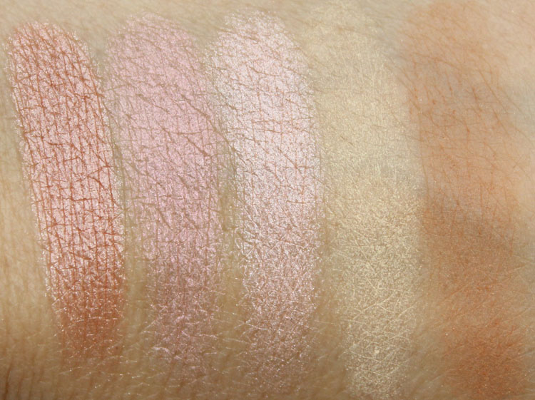 Pixi Perfection Palette Swatches-4