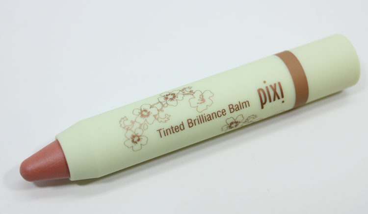 Pixi Tinted Brilliance Balm in Nearly Naked
