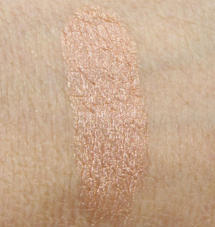 Becca Shimmering Skin Perfector Rose Gold Swatch