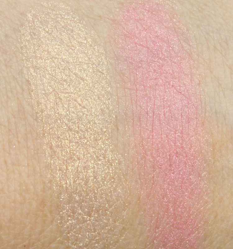 Too Faced Be Bright Swatches-2