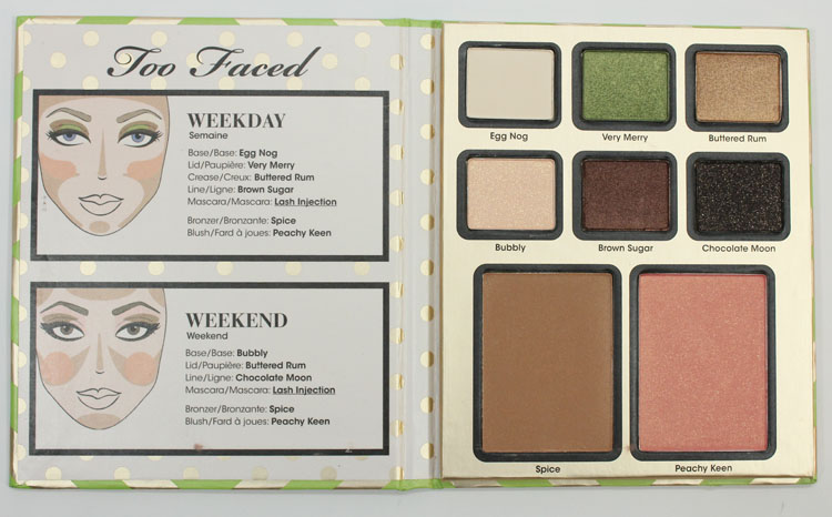 Too Faced Be Merry