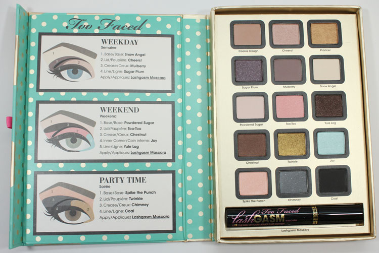 Too Faced Joy to the Girls Palette-2