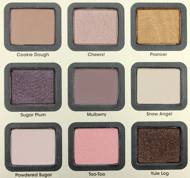 Too Faced Joy to the Girls Palette-3