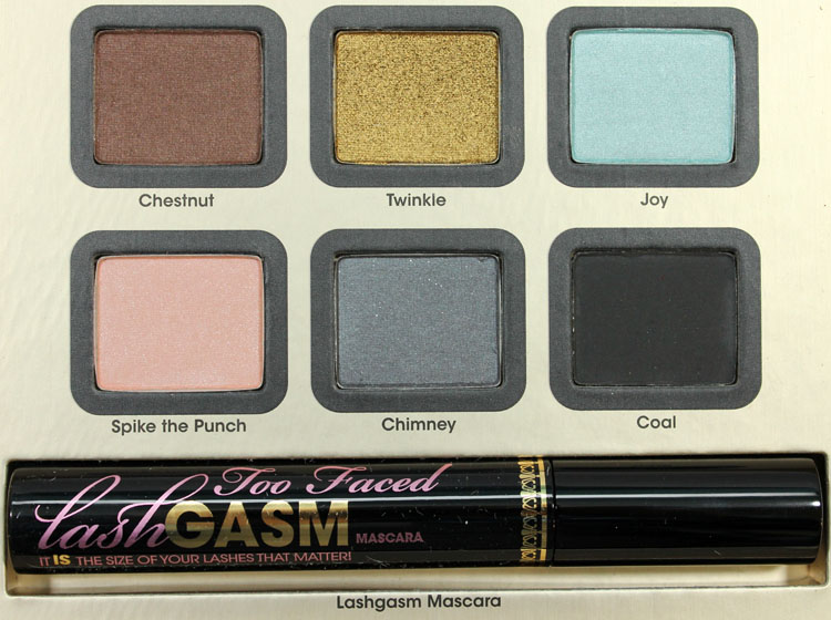 Too Faced Joy to the Girls Palette-4