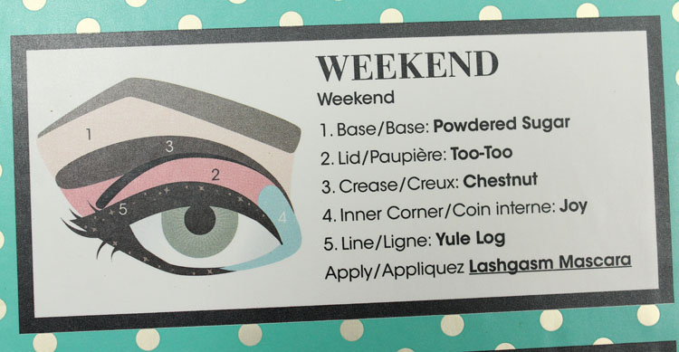 Too Faced Joy to the Girls Palette-6