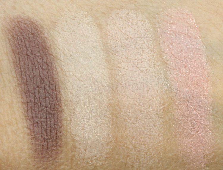 Too Faced Joy to the Girls Palette Swatch-2