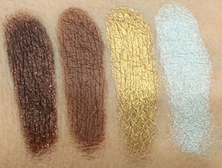 Too Faced Joy to the Girls Palette Swatch-3