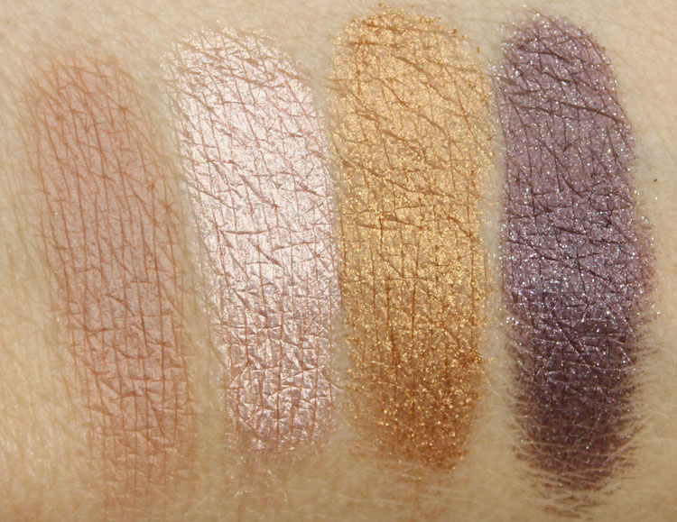 Too Faced Joy to the Girls Palette Swatch