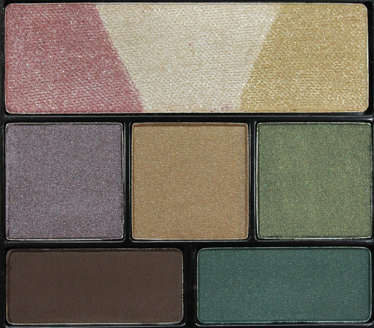 Wet n Wild Holiday Spotlight Eyeshadow in No Neutral Ground