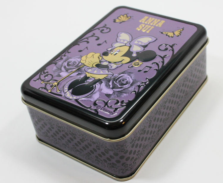 Anna Sui Minnie Mouse Makeup Kit Romantic Serenade-2