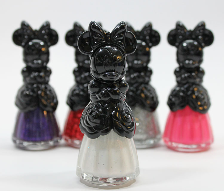 Anna Sui Minnie Mouse Nail Color-2