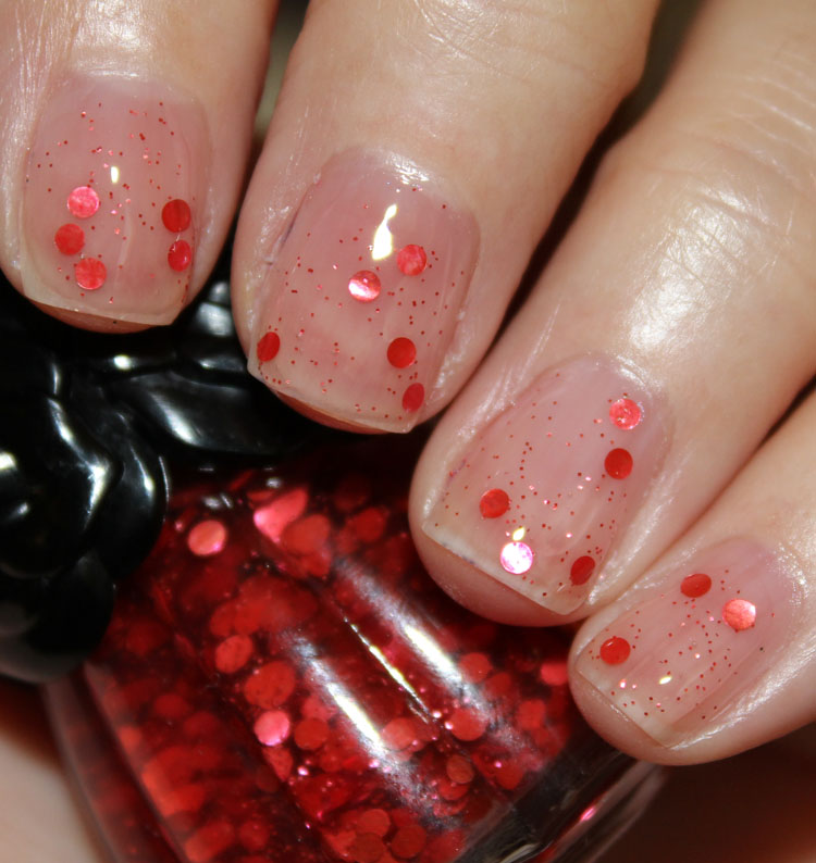 Anna Sui Minnie Mouse Nail Color 400