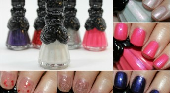 Anna Sui Minnie Mouse Nail Color Collection