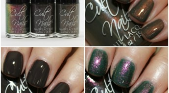 Cult Nails Midnight Masquerade Collection Collage