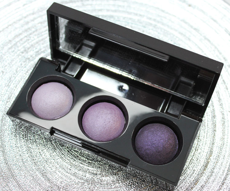 Laura Mercier Petite Baked Eye Colour Bonbons Amethyst Trio-2