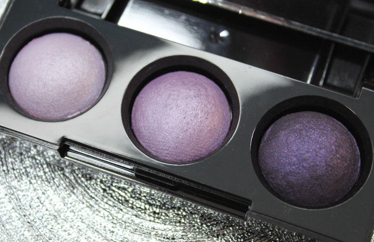 Laura Mercier Petite Baked Eye Colour Bonbons Amethyst Trio-3