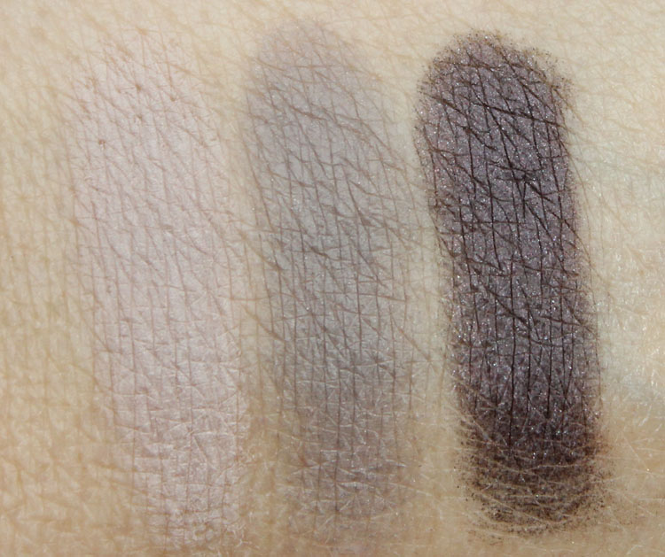 MAC Stroke Of Midnight Face Palette Cool Swatches-2
