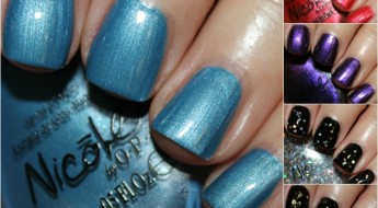 Nicole by OPI Modern Family Holiday Collection