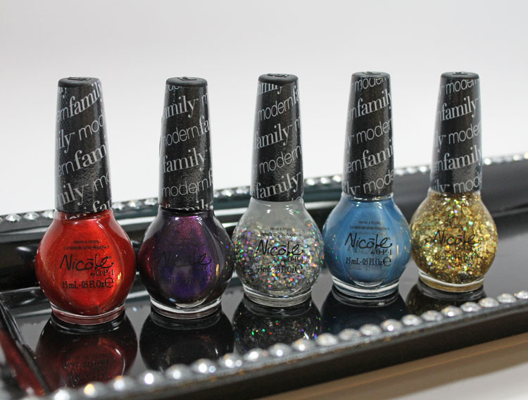 Nicole by OPI Modern Family Holiday