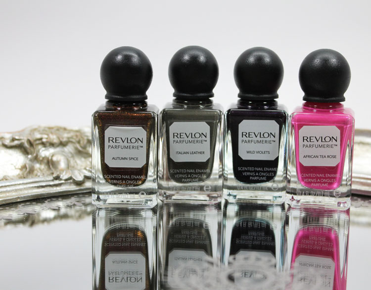 Revlon Parfumerie Scented Nail Enamel Swatches and Review | Vampy ...